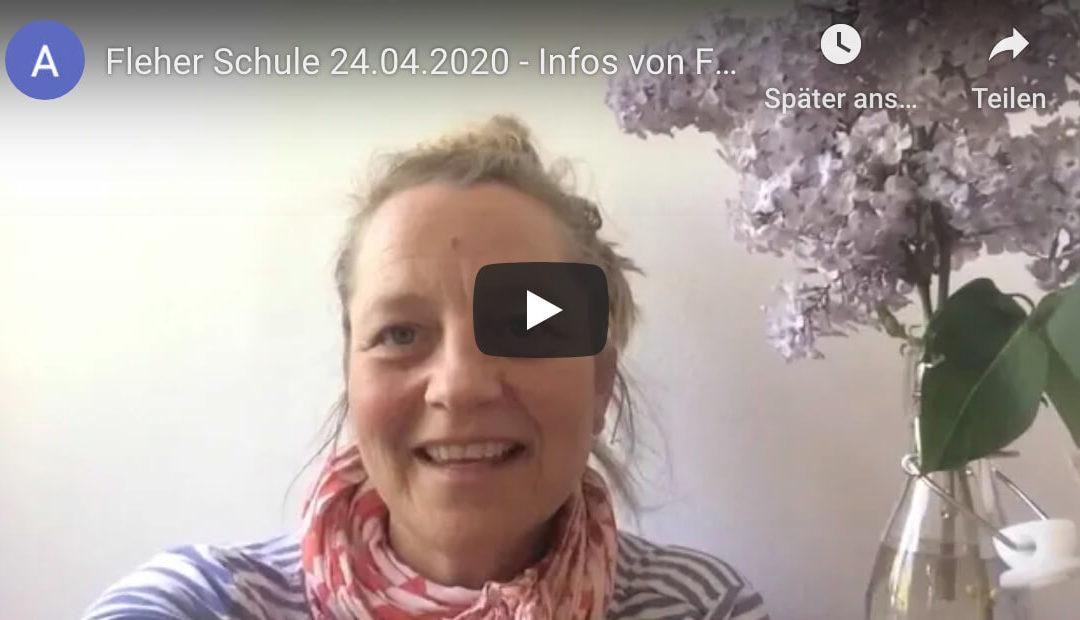 Infos von Frau Fuchs