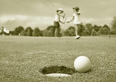 Golfunterricht im GSV Düsseldorf