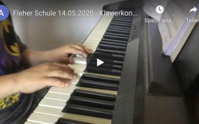 Ein kleines Klavierkonzert